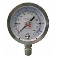 Đồng hồ đo áp suất HAWK