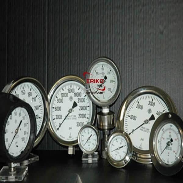Đồng hồ đo áp suất hơi nước